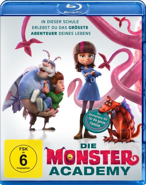 Die Monster Academy [Blu-ray]