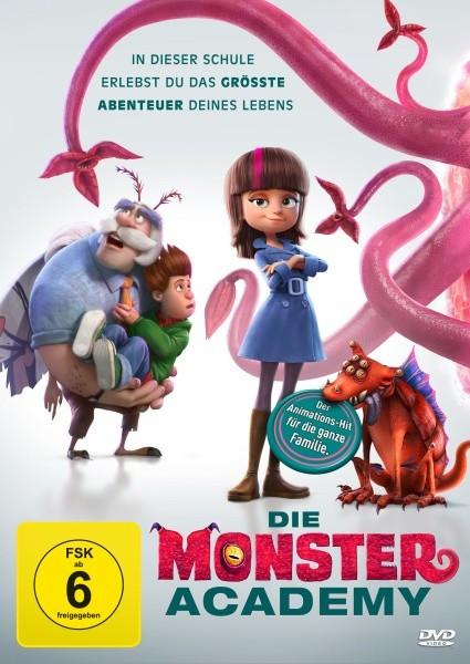 Die Monster Academy [DVD]