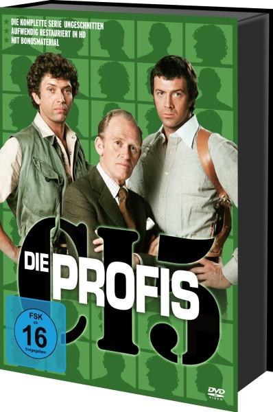 Die Profis - Die komplette Serie [DVD]