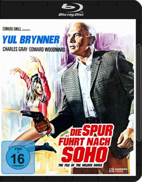 Die Spur führt nach Soho [Blu-ray]