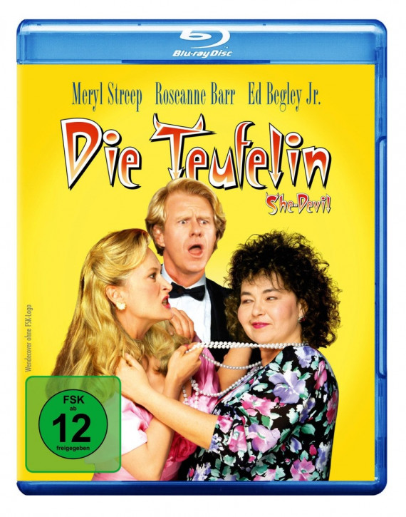 Die Teufelin [Blu-ray]