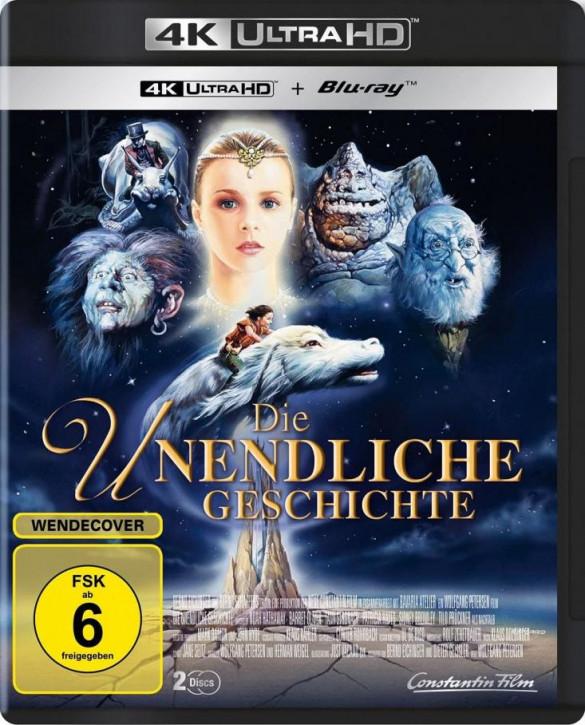 Die Unendliche Geschichte [4K UHD+Blu-ray]