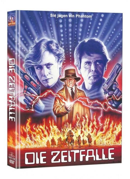 Die Zeitfalle - Limited Mediabook Edition (Super Spooky Stories #85) [DVD]