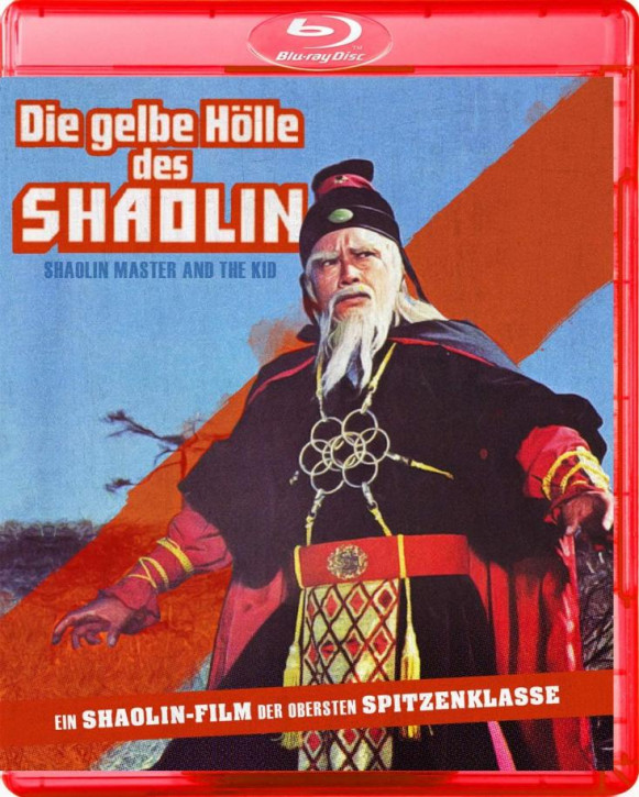 Die gelbe Hölle des Shaolin [Blu-ray]
