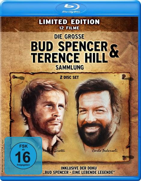 Die große Bud Spencer & Terence Hill Sammlung [Blu-ray]