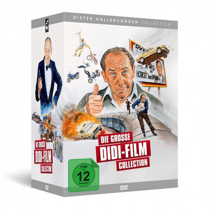 Die große Didi-Film Collection [DVD]