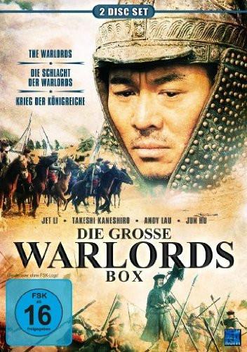 Die grosse Warlords Box [DVD]