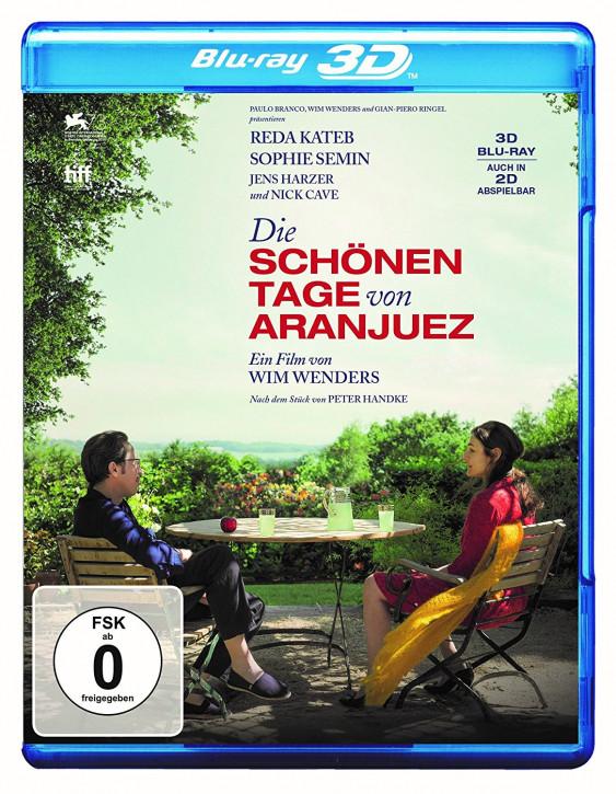 Die schönen Tage von Aranjuez [3D Blu-ray]