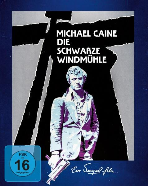 Die schwarze Windmühle - Mediabook - Cover A [Blu-ray+DVD]