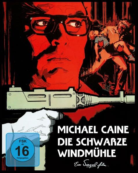 Die schwarze Windmühle - Mediabook - Cover B [Blu-ray+DVD]