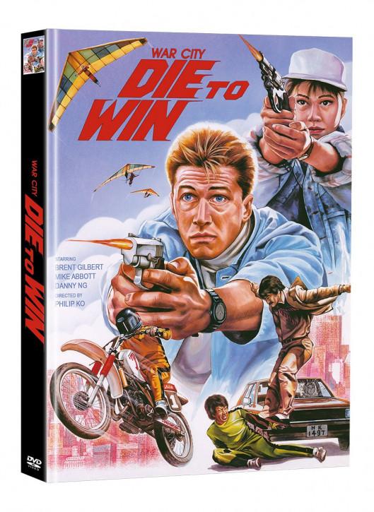 War City: Die To Win - Limited Mediabook Edition [DVD]