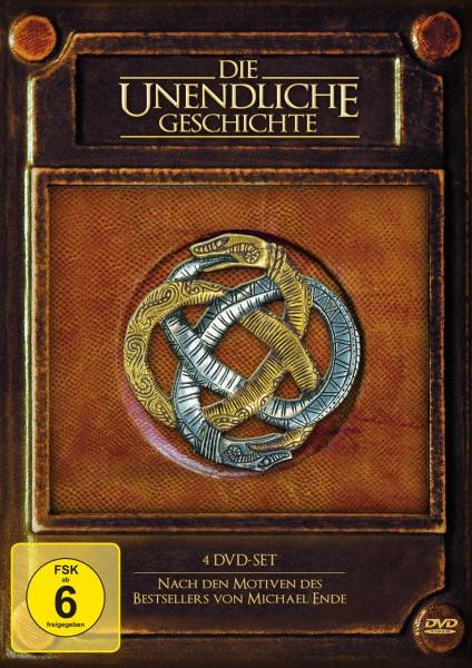 Die unendliche Geschichte - Die Abenteuer gehen weiter [DVD]
