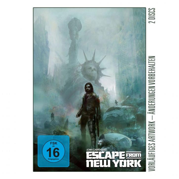 Die Klapperschlange - Piece of Art Box [4K UHD+Blu-ray]