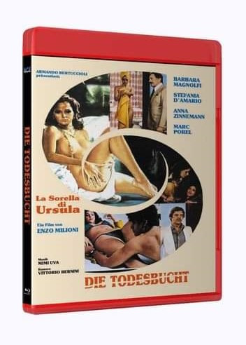 Die Todesbucht - The Sister of Ursula [Blu-ray]