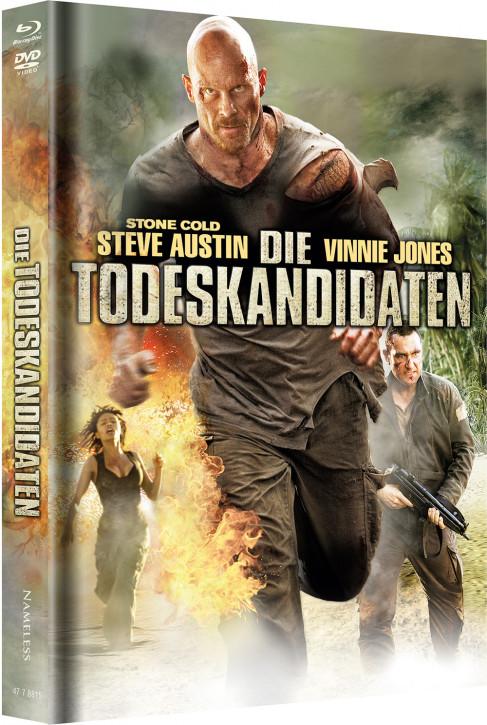Die Todeskandidaten - Limited Mediabook Edition - Cover B [Blu-ray+DVD]
