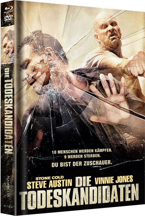 Die Todeskandidaten - Limited Mediabook Edition - Cover C [Blu-ray+DVD]