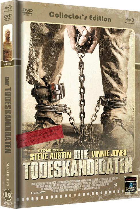 Die Todeskandidaten - Limited Mediabook Edition - Cover D [Blu-ray+DVD]