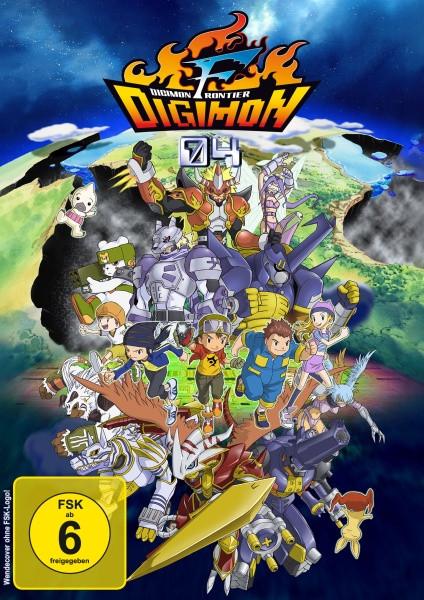 Digimon Frontier - Die komplette Serie [DVD]