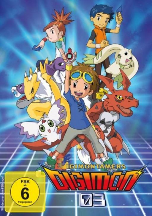Digimon Tamers - Gesamtedition (Ep. 01-51) [DVD]