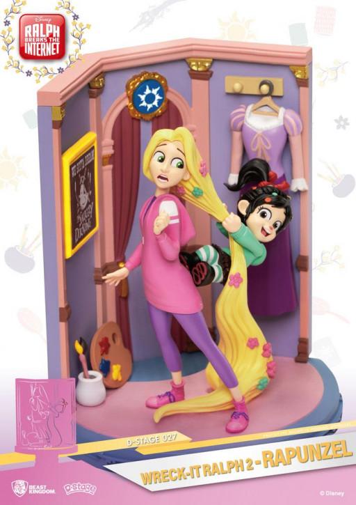 Disney: Diorama Stage 27 - Rapunzel & Vanellope
