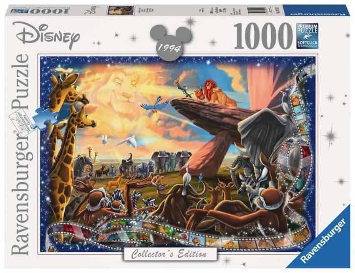 Disney Collector´s Edition - Puzzle - Der König der Löwen