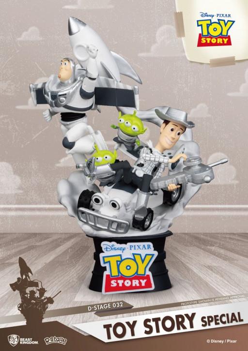 Disney - D-Stage PVC Diorama 32SP - Toy Story