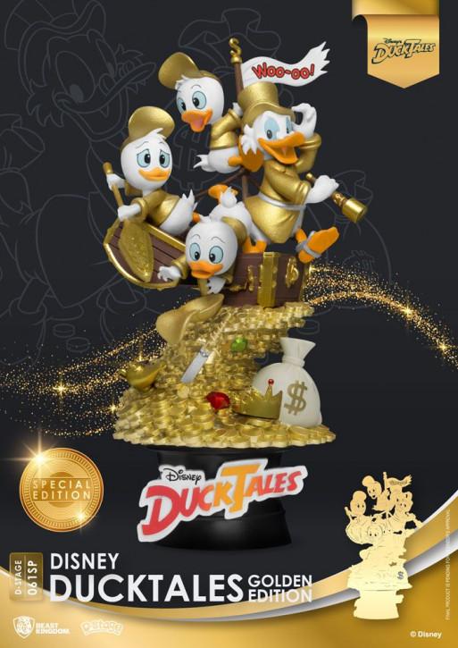 Disney: Diorama Stage 61SP - DuckTales Golden Edition