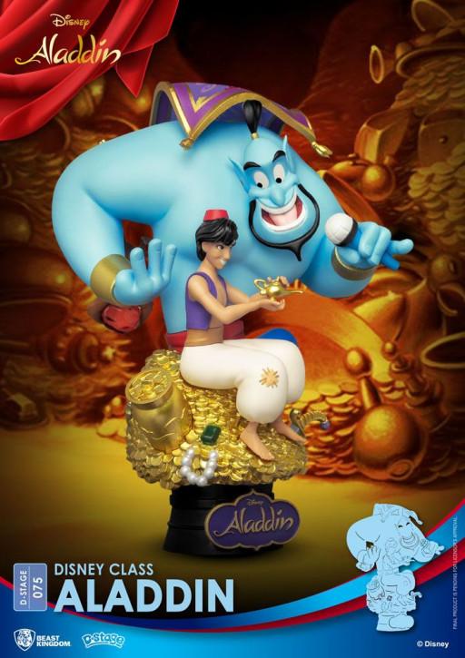 Disney: Diorama Stage 75 - Aladdin