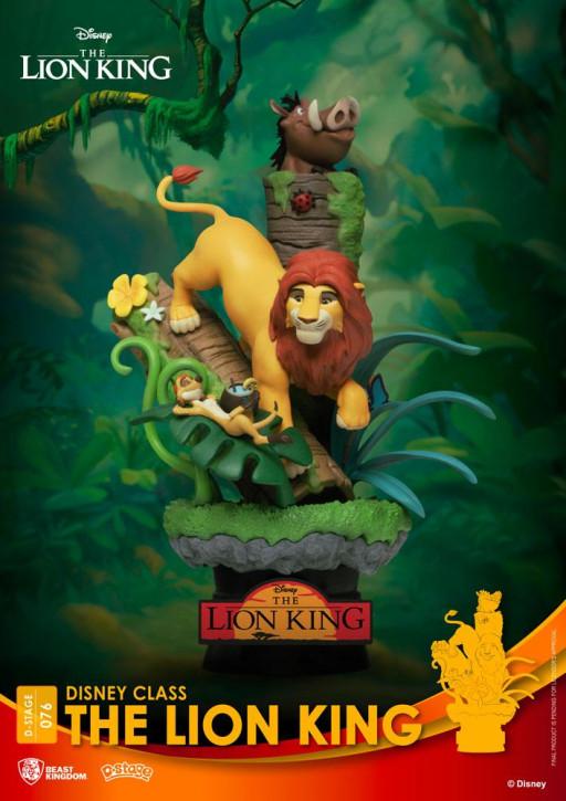 Disney: Diorama Stage 76 - Der König der Löwen