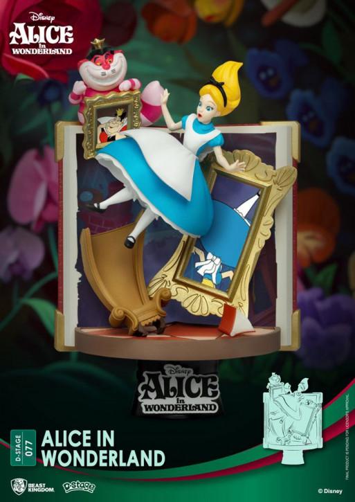 Disney: Diorama Stage 77 - Alice in Wonderland