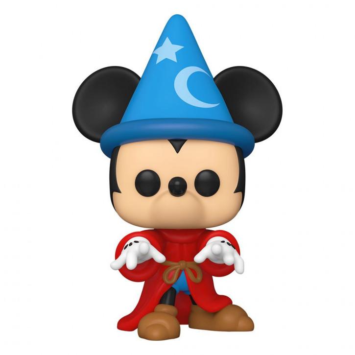 Disney Fantasia POP! - 80th Anniversary Vinyl Figur 990 - Sorcerer Mickey