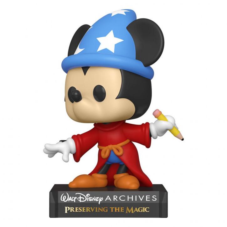Disney Mickey Maus POP! - Archives Vinyl Figur 799 - Apprentice Mickey