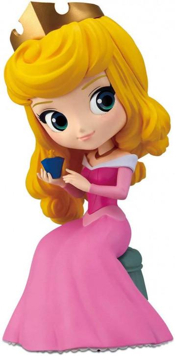 Disney - Q Posket Perfumagic Minifigur - Princess Aurora