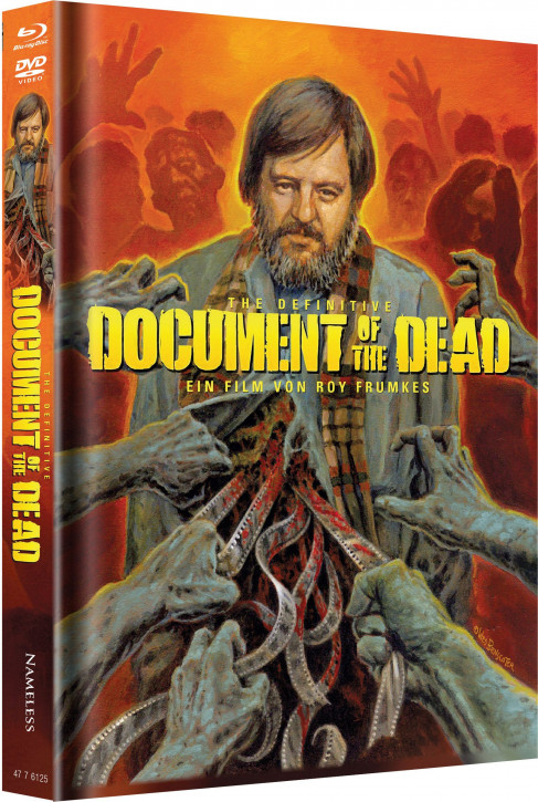 The Definitive Document of the Dead - Limited Mediabook [Blu-ray+DVD]