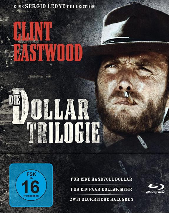 Die Dollar Trilogie - Limited Mediabook Edition [Blu-ray]
