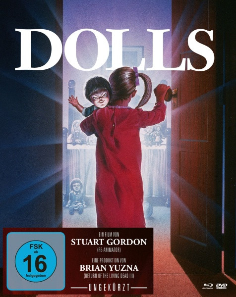 Dolls - Limited Mediabook  [Blu-ray+DVD]