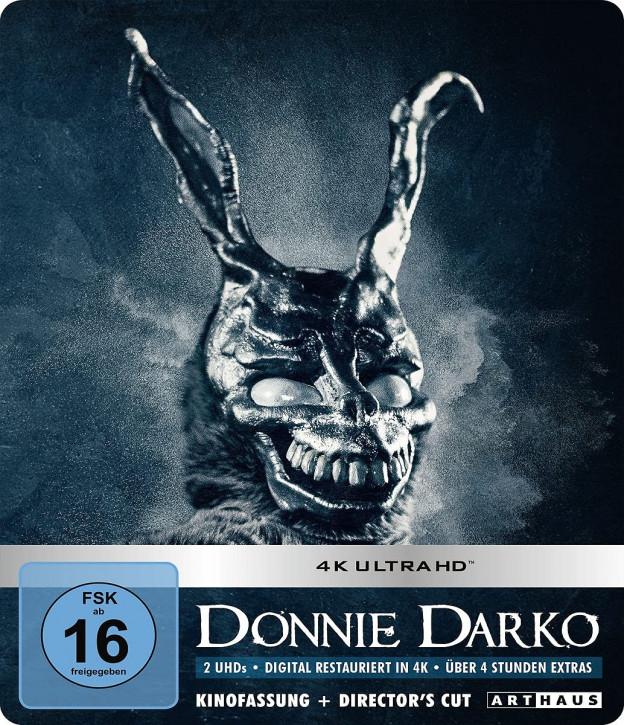 Donnie Darko - Steelbook [4K UHD+Blu-ray]