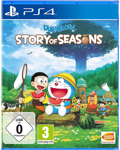 Doraemon Story of Seasons [PS4]