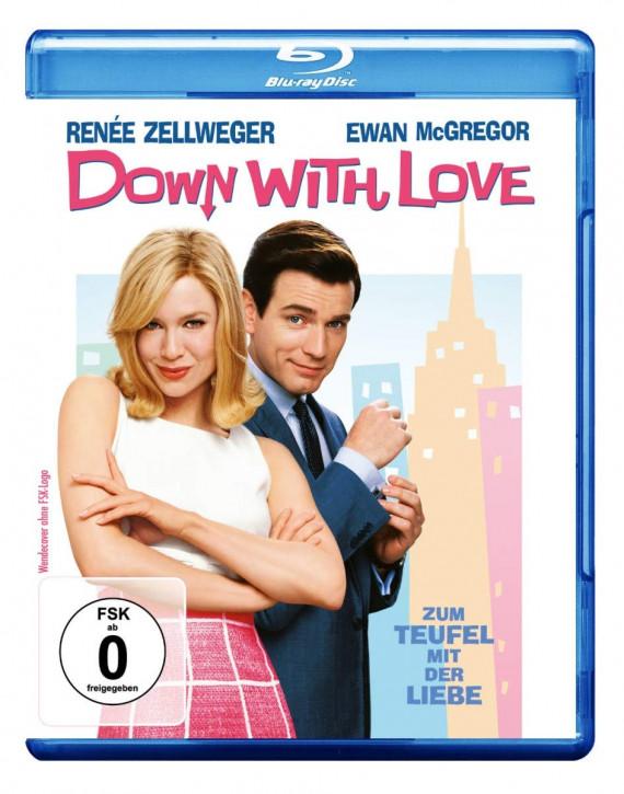 Down With Love - Zum Teufel mit der Liebe [Blu-ray]