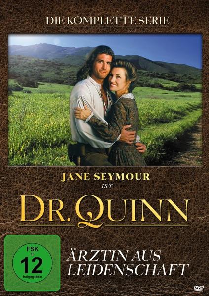 Dr Quinn - Ärztin aus Leidenschaft - Die komplette Serie [DVD]