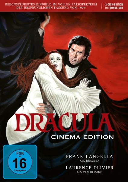 Dracula (1979) - Cinema Edition [DVD]