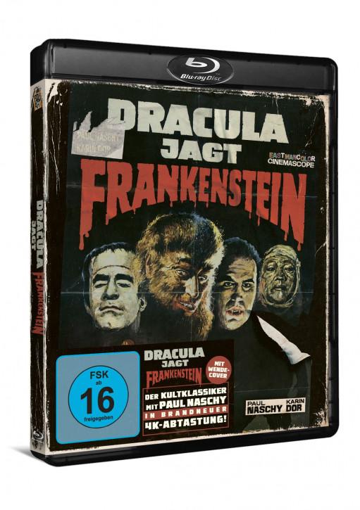 Dracula jagt Frankenstein [Blu-ray]