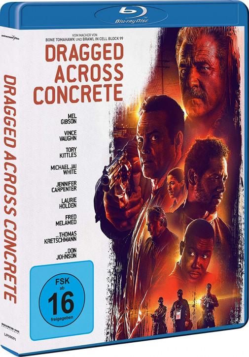 Dragged Across Concrete [Blu-ray]