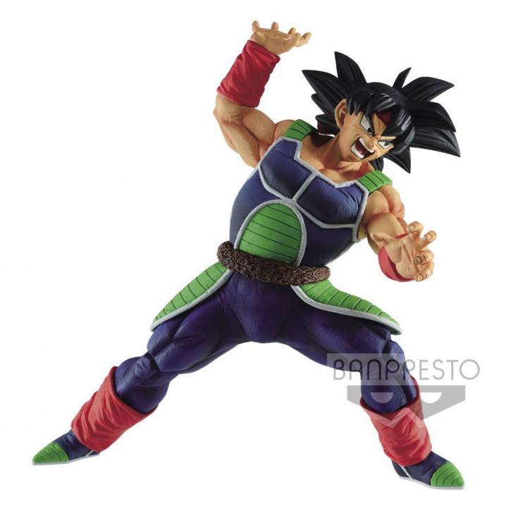 Dragon Ball Super Chosenshiretsuden PVC Statue - Bardock