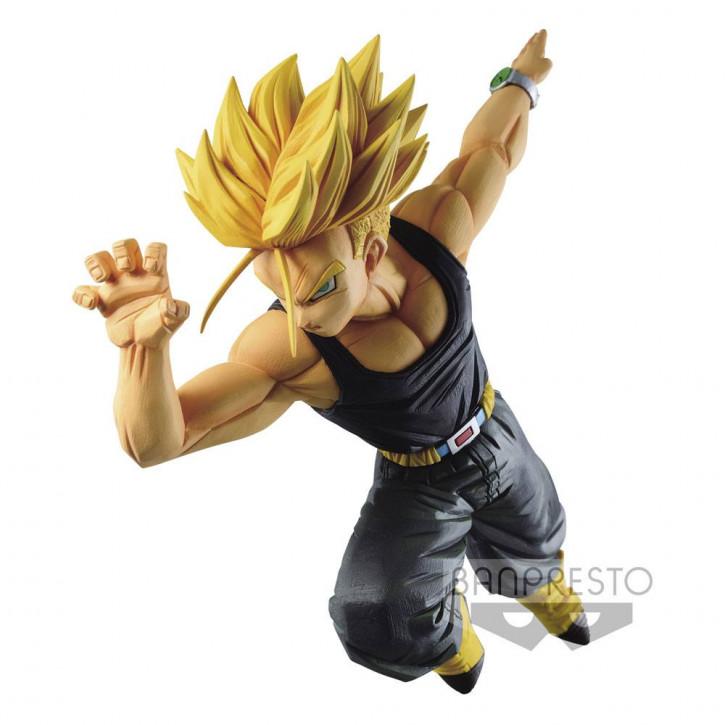 Dragon Ball Z - Match Makers Statue - Super Saiyan Trunks