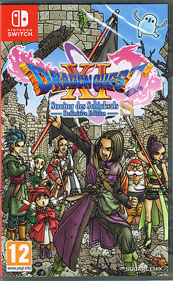Dragon Quest 11 Streiter des Schicksals - Definitive Edition [Nintendo Switch]