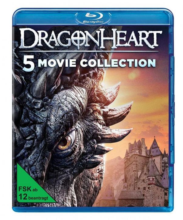 Dragonheart 1-5 [Blu-ray]