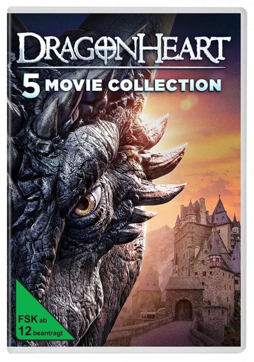 Dragonheart 1-5 [DVD]