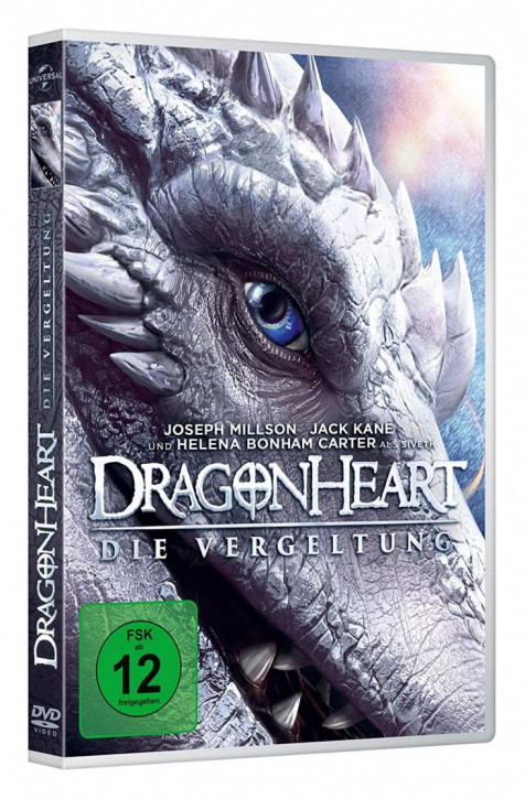Dragonheart - Die Vergeltung [DVD]