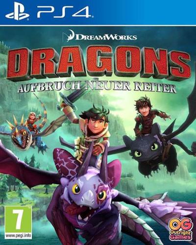 Dragons Aufbruch neuer Reiter [PS4]